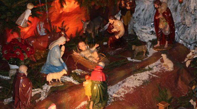 Veillée de Noël à Tromborn