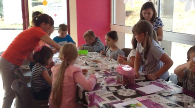 Rentrée de l'action catholique des enfants à Heining