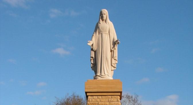 Vierge de la Réconciliation - Rémelfang 2021